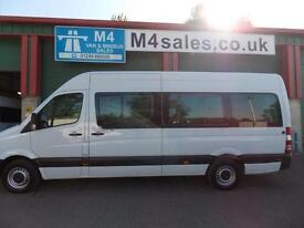 Mercedes Sprinter 311 CDI 17 Seat with Boot