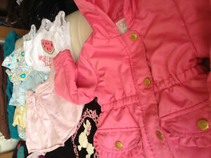 Size 18/24 m baby girl lot