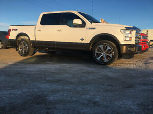2016 Ford F-150 King Ranch Pickup Truck