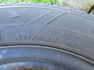 4 GM Winter Tires on Rims - Reduced Cambridge Kitchener Area image 6