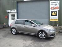 Volkswagen Golf 2.0TDI ( 150ps ) ( s/s ) 2013MY GT**One company owner FSH**