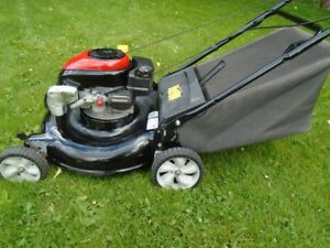 **PREMIUM** READY TO WORK (2-IN-ONE) BAGGER LAWNMOWER