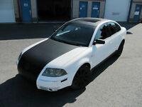2003 Volkswagen Passat Man. 5vit 1.8T- A VOIR / MUST SEE - Nego