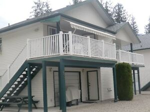 White Pines Resort  Sicamous BC