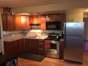 Modern 1 bedroom suite downtown Peace River