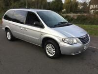 2006 CHRYSLER GRAND VOYAGER 2.8 CRD LX 5dr Auto