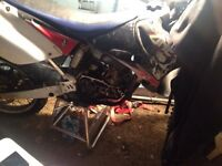 looking for frame 05yz250