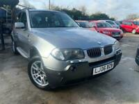 2006 BMW X3 3.0d, AUTOMATIC, fully loader, full MOT!