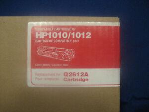 Toner Cartridge HP Q2612A for 1010 1012 1018 1020 NON OEM