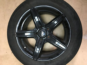 "16"" used rims + tires"