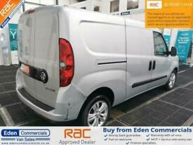 2015 65 VAUXHALL COMBO 1.6 2300 L2H1 CDTI S/S SPORTIVE * AIR CON * DIESEL