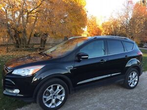 2015 Ford Escape Titanium Kitchener / Waterloo Kitchener Area image 1