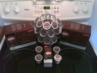 Laura Secord K-Cups & Carousel