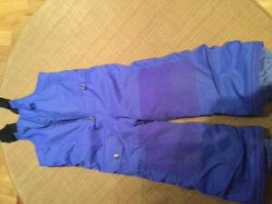 BURTON DryRide Children's Snow Pants Size 4T