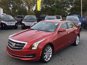 2015 Cadillac ATS Luxury AWD