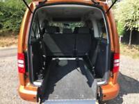 2015 Volkswagen Caddy Maxi Life 1.6 TDI 5dr DSG AUTOMATIC WHEELCHAIR ACCESSIB...