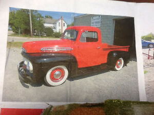 51 Merc pickup for sale