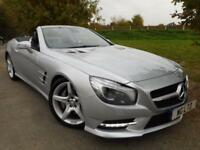 2012 Mercedes Benz SL Class SL 500 2dr Auto Full Merc SH! AMG Sports Pack! 2...