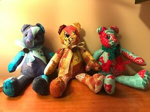 Homemade Teddy Bears