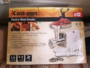 ☆New☆Electric Meat Grinder #12