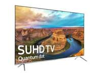 "Samsung UE49KS7000 SUHD HDR 1000 4K super Ultra HD Smart TV, 49"" with TVPlus/"
