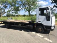 Ford Iveco Flatbed