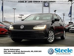 2017 VOLKSWAGEN JETTA Wolfsburg Edition - Low Mileage - Buy Back