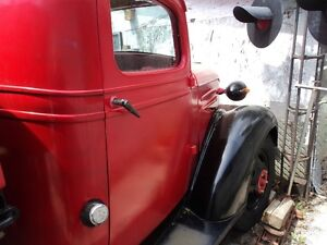 1937 Chev 2 1/2 Ton Truck (Branford Anthony Model # 1)