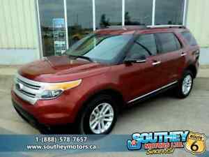 2014 Ford Explorer XLT 4x4 - Heated Seats