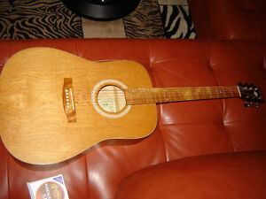 Art And Lutherie Wild Cherry guitar