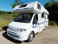 Auto-Trail Cheyenne Six - Double Dinette - 6 Berth & 6 Travel Seats