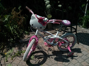 2 adult bikes and 2 child bikes (training wheels included!) FREE