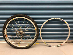 "26"" Mavick mountain bike rims"
