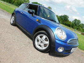2008 MINI Mini 1.4 One FSH NEW MOT GREAT VALUE £3495