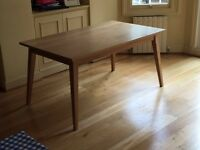 John Lewis 6-8 Seater Stride Dinning Table