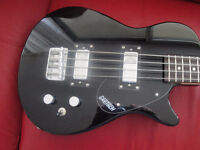 GRETSCH ELECTROMATIC JUNIOR JET BASS ELECT. GUITAR BRANDEW $350