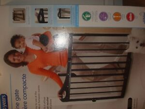 Child-proof Gate, swing and potty pot