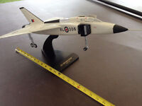 AVRO ARROW CF-105 RL 206 EXTREMELY RARE, DETAILED EXTRA LARGE, O