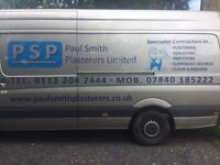 Paul Smith Plasterers Limited