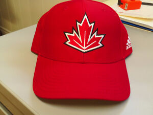 World Cup of Hockey Official Cap- Mens- one size- NWT