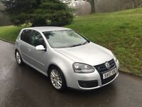 2007 VOLKSWAGEN GOLF GT FOR SALE!! COMES WITH 12 MONTHS WARRANTY!! FINANCE OPTIONS AVAILABLE!!