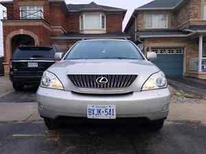 Like New Lexus RX330 AWD 2005 Luxury Very Low KM