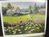 June flowers by Joyce Kellock