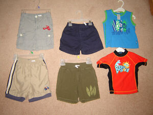 Boys Clothes, Sleepers, Jackets - 18, 18-24, 24 mos, Boots sz 10 Strathcona County Edmonton Area image 6