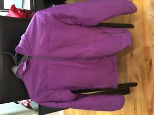 Firefly and Columbia winter jackets and ski pants