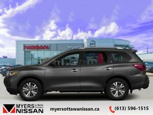 2019 Nissan Pathfinder 4x4 SV Tech  - Navigation - $221.48 B/W