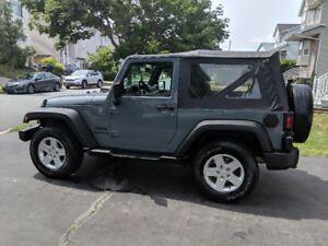 2015 Jeep Wrangler Sport - Sold Sold Sold
