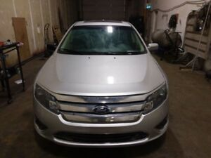 Ford Fusion 2012 Certified-Low Kms