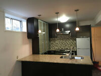 1-Bedroom Basement Suite - Separate Entrance