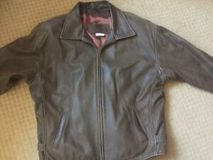 The Leather Ranch Motorcycle Jacket / Made in Winnipeg